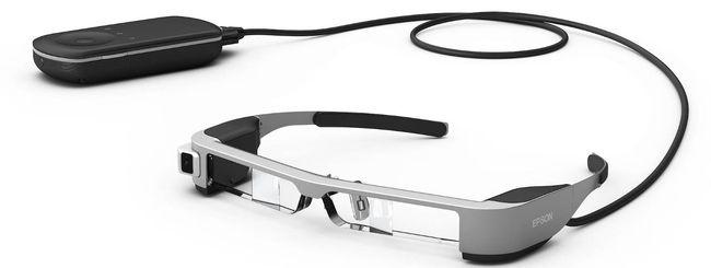 MWC 2016: Epson smartglasses Moverio BT-300