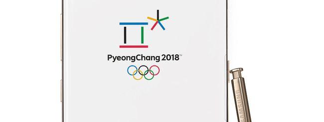 PyeongChang 2018, app ufficiale di Samsung