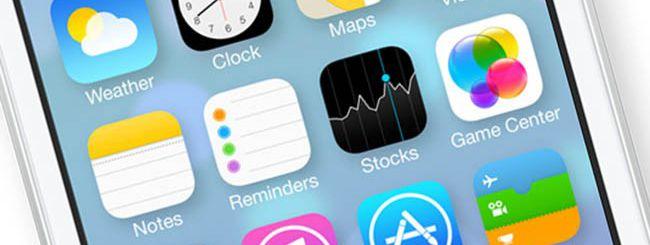 iOS 7 raggiunge il 74% degli iDevice