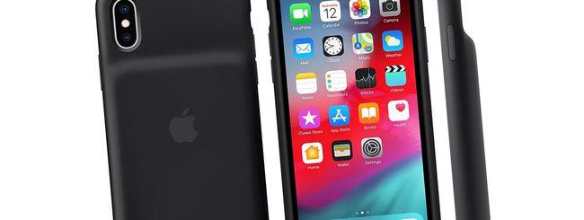 Smart Battery Case: Apple avvia la sostituzione