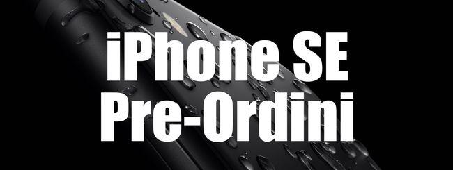 Nuovo iPhone SE: Disponibile su Amazon