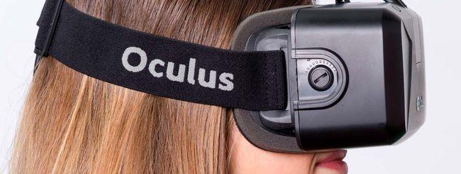 Oculus VR: i Mac non sono adatti per Oculus Rift
