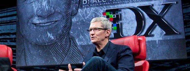 Tim Cook: Facebook su iOS e migliorie per Siri in arrivo