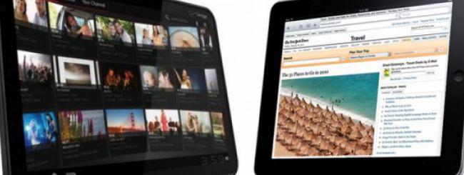 Secondo gli analisti i tablet del CES non insidiano l'iPad
