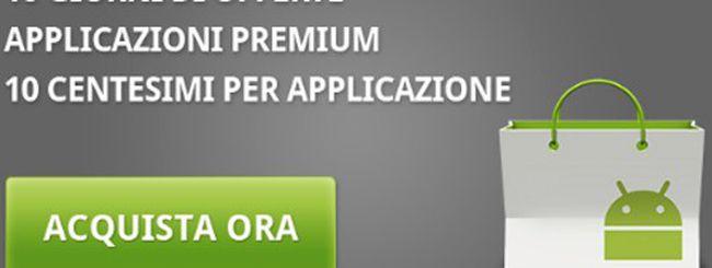 Applicazioni Android a 10 centesimi, quarto giorno