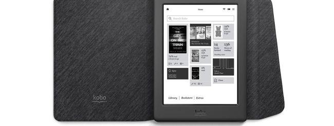 Kobo Glo HD sfida Kindle Voyage