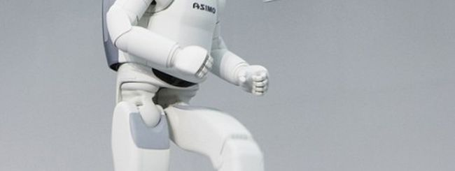 Honda ASIMO: il robot diventa autonomo