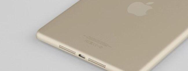 Presto un iPad Mini oro con Touch ID?