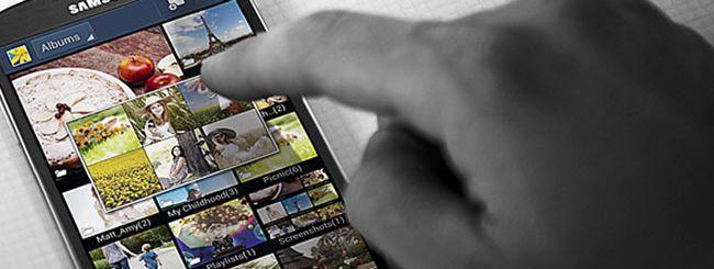 Samsung Galaxy S4 16 GB, solo 8,82 GB liberi