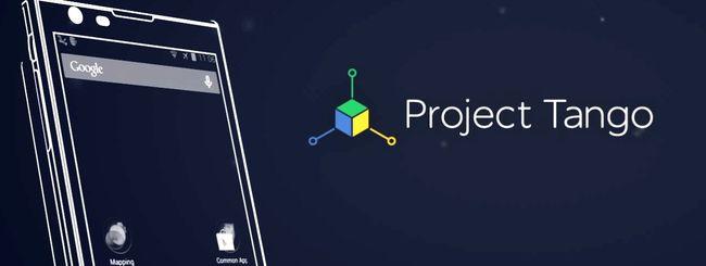 Google e Lenovo per il primo phablet Project Tango