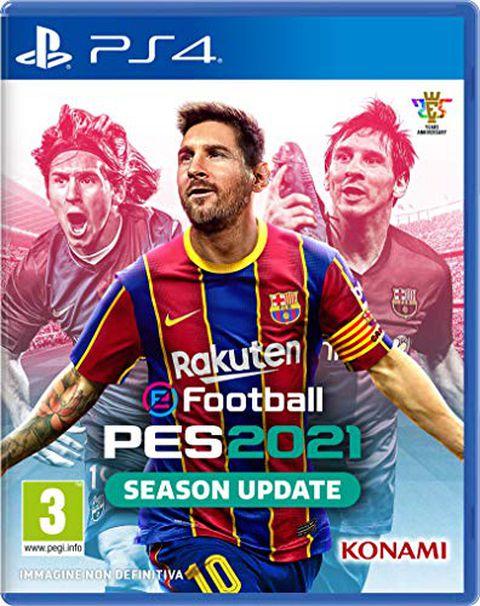 Efootball PES 2021 Season Update (Playstation 4)