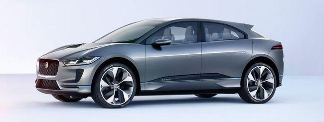 Jaguar Land Rover punta ad un futuro elettrico