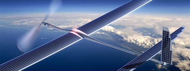 Google Project SkyBender: droni e connessione 5G