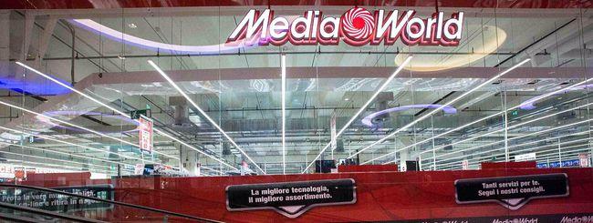 MediaWorld annuncia il suo Black Friday