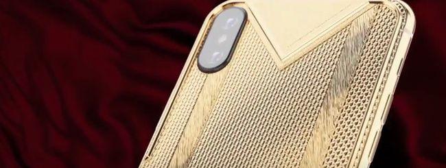 iPhone XS Max oro