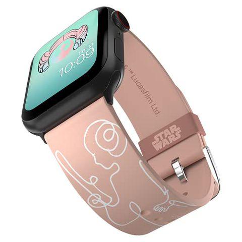 Cinturino per Apple Watch Leila Organa Edition