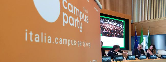 GGD Campania al Campus Party: intervista a Francesca Ferrara