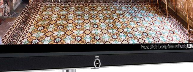 Reference 85 è la nuova TV 4K di Loewe