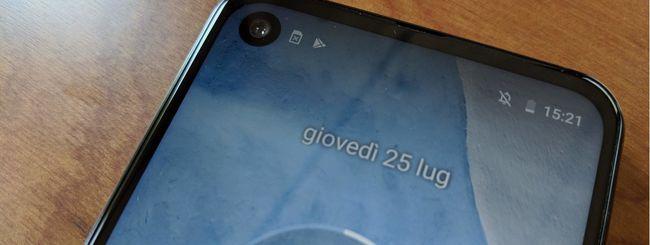 Motorola annuncia One Action: primo contatto