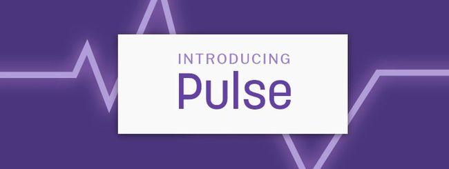 Twitch Pulse, social feed in stile Twitter