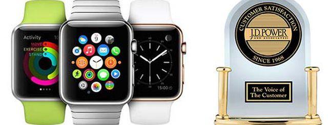 Apple Watch, lo smartwatch che piace di più agli utenti