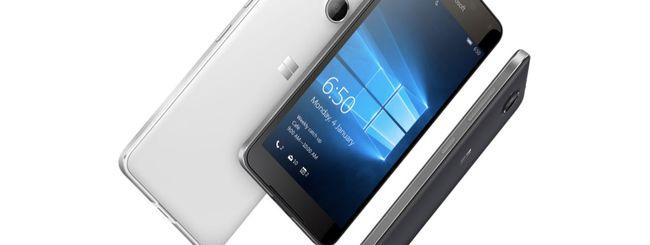 Lumia 650 in preordine sul Microsoft Store