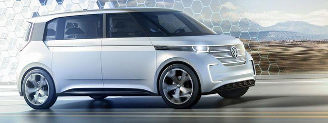 BUDD-e: il pulmino Volkswagen in veste hi-tech