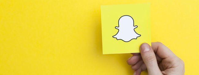 Snapchat, amici e brand separati nella nuova app