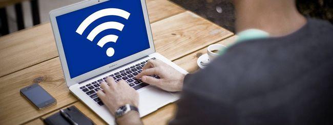 WiFi: in 300 comuni italiani è gratis
