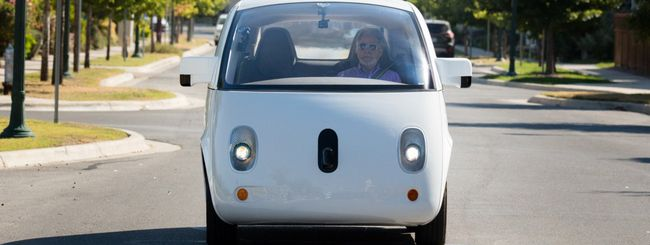 Waymo: in pensione le self-driving car Firefly