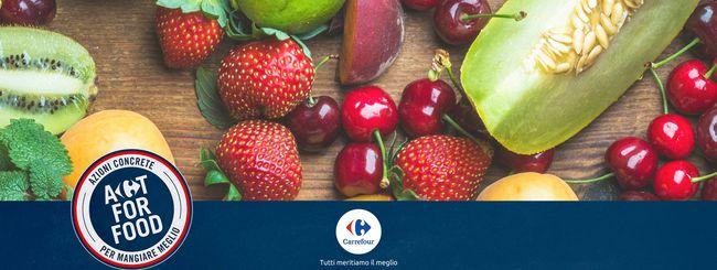 Carrefour, come fare la spesa online