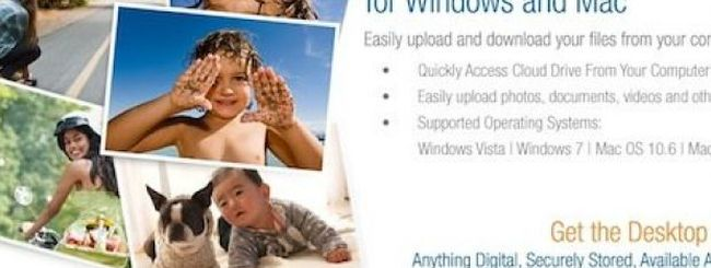 Amazon rilascia l'app Cloud Drive per Mac