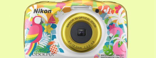 Nikon svela la Coolpix W150