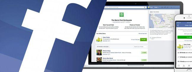 L'errore di Facebook Safety Check in Pakistan