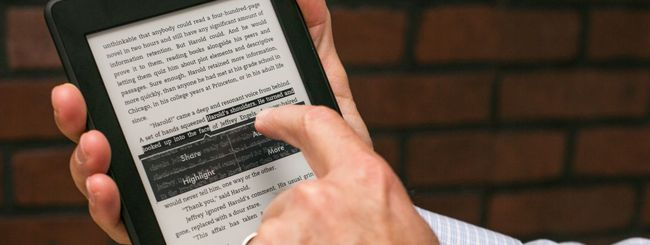 Kindle Paperwhite è adesso in offerta