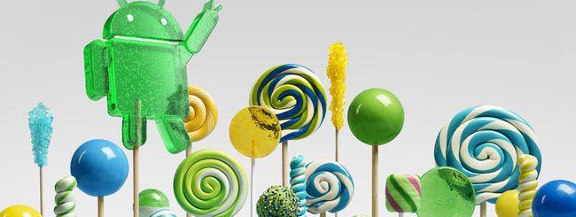 Android 5.0 Lollipop su tutti i Sony Xperia Z