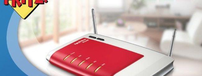 FRITZ!Box 3270, router wireless sino a 300Mbit