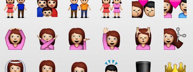 iOS 6: Apple lancia le Emoji gay-friendly
