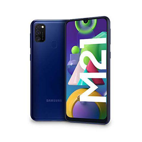 Samsung Galaxy M21 (Blue)