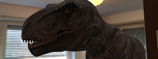 Come vedere i dinosauri in 3D grazie a Google