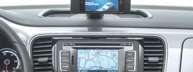 Volkswagen iBeetle: iPhone a bordo del Maggiolino