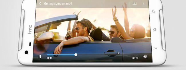 MWC 2016: HTC One X9, debutto internazionale
