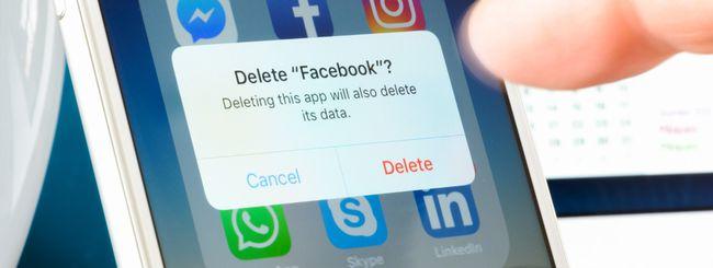 Social media, limitarli riduce la depressione