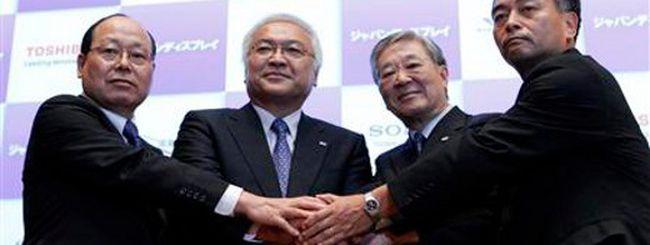 Sony, Toshiba, Hitachi: nasce la Japan Display