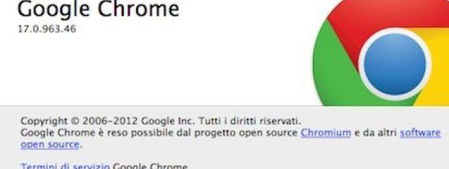 Chrome 17 porta con sé le pagine pre-renderizzate