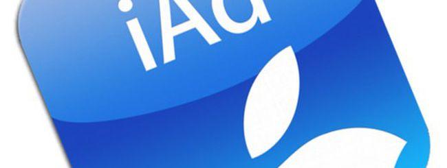 Apple, urgono interventi per iAd
