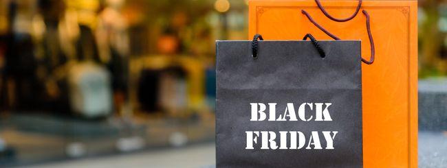 Amazon: al via il Black Friday, oltre 15mila offerte