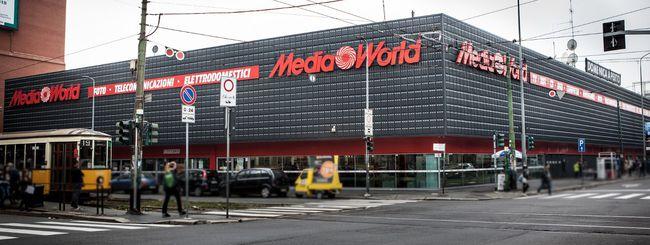 MediaWorld, arrivano i Mega Sconti