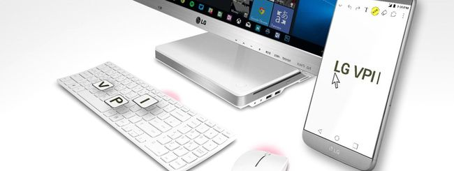 LG VPInput controlla lo smartphone Android dal PC