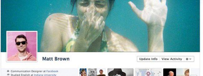 Facebook Timeline: come personalizzare il proprio diario